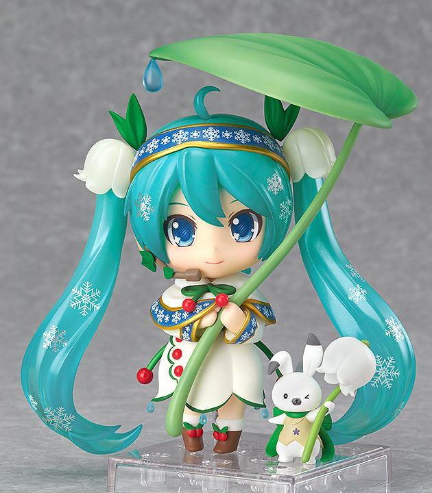 Figure Yuki Miku Snow Bell ver AUTHENTIC Nendoroid WF2015//Good Smile Company